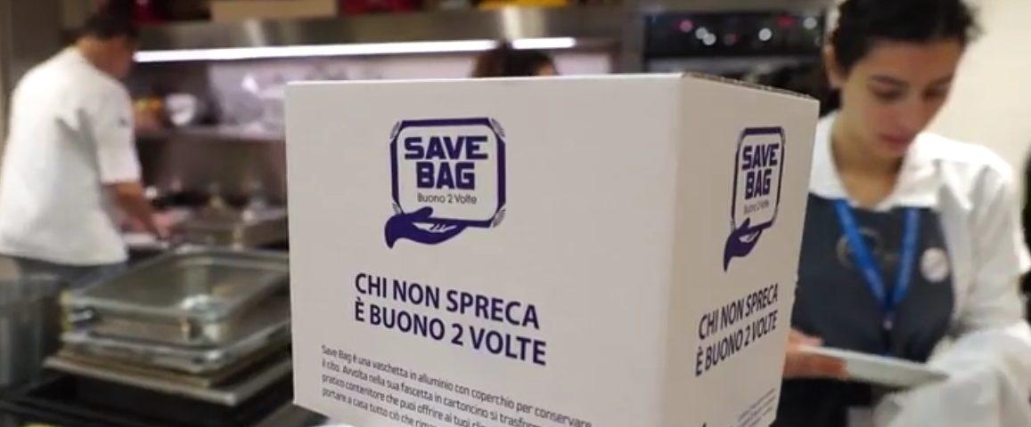 Meno cibo sprecato con le Save Bag